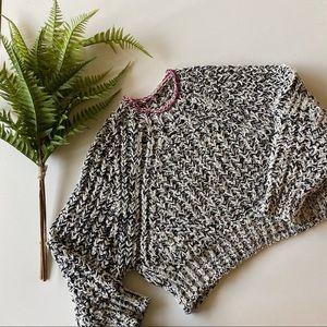 Isabel Marant * Melange Dolman Sweater